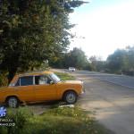 """Радар """"Арена"""" в ВАЗ 2103"""