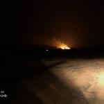 Пожар в Плечёво
