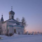 Храм в Романово