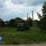 Модернизация ЛЭП в Рушиново