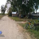 Веломаршрут: Одерихино — Лазарцево