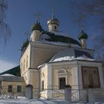 Храм в Вашке