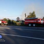Пожар в Глебовском