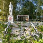 Веломаршрут: Одерихино — Дмитриановское