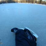 Ледовая арена: Одерихинский пруд