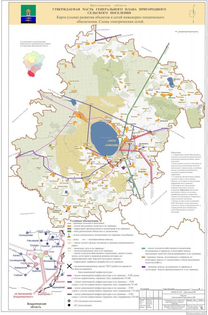 Генеральная схема развития московского железнодорожного узла