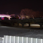 Ремонт моста через Трубеж
