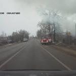Пожар в Новом