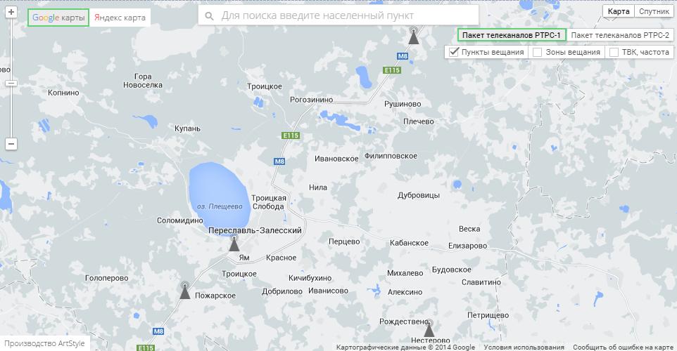 Map_DVB-T2