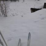 Лыжи: Одерихино — Плечёвский пляж