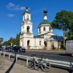 Веломаршрут: Одерихино — Талицы