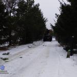 Лесозаготовка возле Одерихино