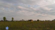 За деревней