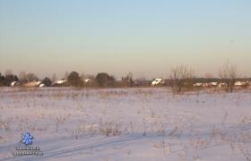 Вид с поля на Одерихино